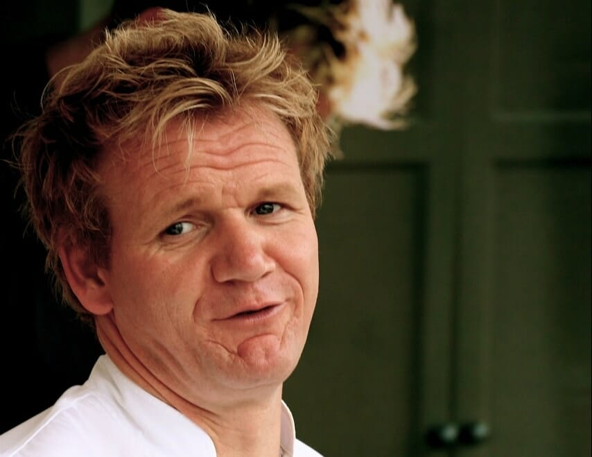 Gordon ramsay hair transplant london